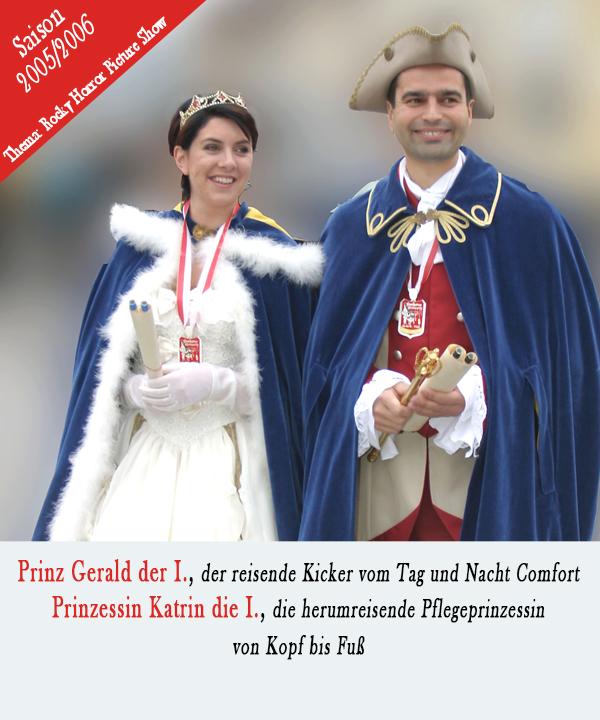 Prinzenpaar 2005_2006